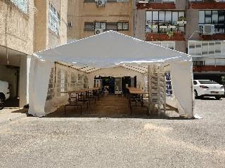 קניית אוהלי PVC , אוהלי אבלים להשכרה